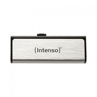 32 GB Intenso Mobile Line schwarz/silber USB 2.0