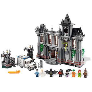 LEGO Super Heroes Batman Ausbruch aus Arkham Asylum (10937)