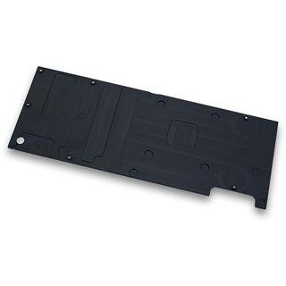 EK Water Blocks schwarze Backplate für EK-FC980 GTX (3831109869277)