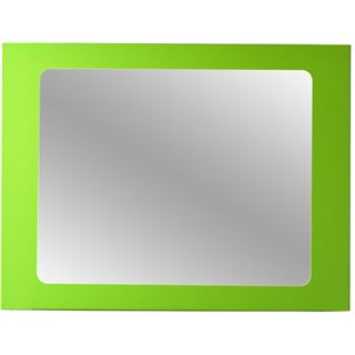 BitFenix grünes Seitenteil mit Fenster für BitFenix Prodigy M (BFC-PRM-300-GGWA-RP)