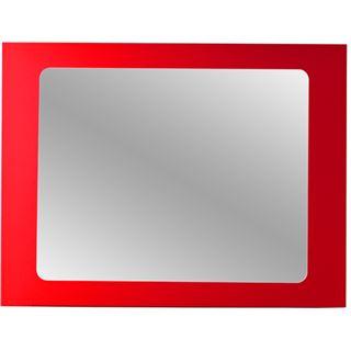 BitFenix rotes Seitenteil mit Fenster für BitFenix Prodigy M (BFC-PRM-300-RRWA-RP)