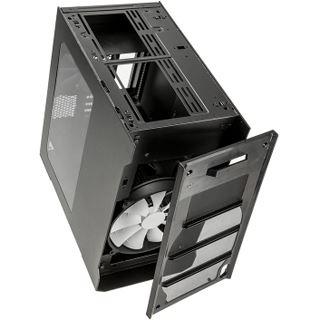 Phanteks Enthoo Evolv mit Sichtfenster Mini Tower ohne Netzteil schwarz