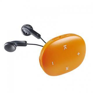 Intenso MP3 Music Dancer 8GB MP3 Player orange