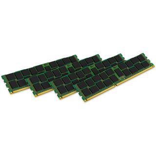 64GB Kingston ValueRAM DDR4-2133 regECC DIMM CL15 Quad Kit