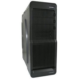 LC-Power Pro-936B Justice-1 Midi Tower ohne Netzteil schwarz