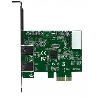 Manhattan 151375 2 Port PCIe x1 retail