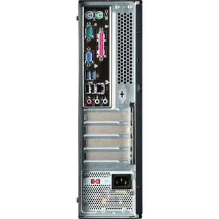 MSI Hetis Barebone ProBox130 H81 VGA/6xUSB/RJ45 80+Netzteil