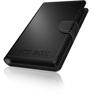 "ICY BOX IB-255U3 2.5"" (6,35cm) USB 3.0 schwarz"