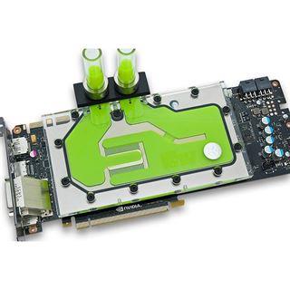 EK Water Blocks EK-FC980 GTX Nickel Kühler für NVIDIA GeForce GTX 980 (3831109869246)