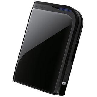 "2000GB Buffalo MiniStation Extreme HD-PZ2.0U3B-EU 2.5"" (6.4cm) USB 3.0 schwarz"