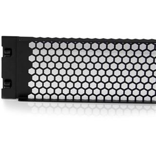Startech 2U Server Rack Tool-Less Vented Blank Rack Panel
