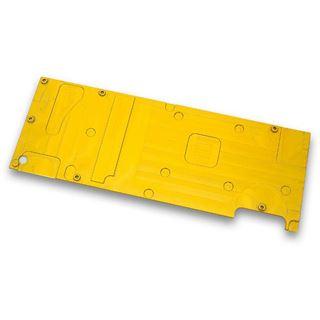 EK Water Blocks EK-FC980 GTX gold Backplate für EK-FC980 GTX (3831109869314)