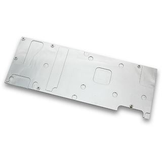 EK Water Blocks EK-FC980 GTX Nickel Backplate für EK-FC980 GTX (3831109869284)