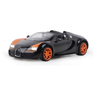 Jamara Bugatti GrandSportVitesse1 1:14 2,4 GHz 2Kanal OUT/IN schwarz