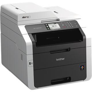 Brother MFC 9342CDWG1 Farblaser Drucken/Scannen/Kopieren/Faxen LAN/USB 2.0/WLAN