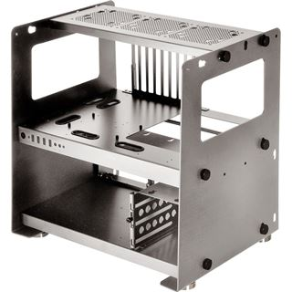 Lian Li PC-T80A Test Bench ohne Netzteil silber