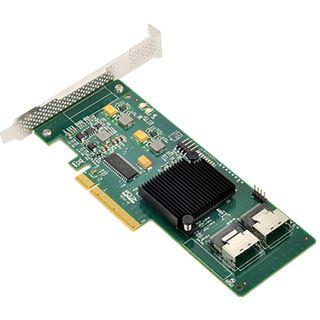 Silverstone ECS02 Raid-Modul für PCIe 2.0 x8 (SST-ECS02)