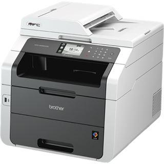 Brother MFC 9332CDWG1 Farblaser Drucken/Scannen/Kopieren/Faxen LAN/USB 2.0/WLAN
