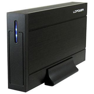 "LC-Power LC-35U3 Sirius 3.5"" (8,89cm) USB 3.0 schwarz"