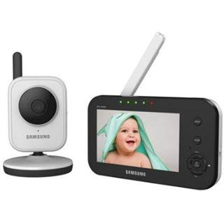 "Samsung 4,3"" LCD Videobabyphone SEW-3040"
