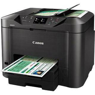 Canon Maxify MB5350 Tinte Drucken/Scannen/Kopieren/Faxen LAN/USB 2.0/WLAN