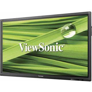 "65"" (165,10cm) ViewSonic CDE6552-TL Touch schwarz 1920x1080 2xHDMI/2xVGA/Component-Eingang (Y/Pb/Pr)"