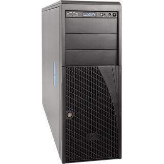 """Intel P4304XXMUXX / 4x3.5""""int. / 1x1600W / Tower / 4U Geh. Y"""