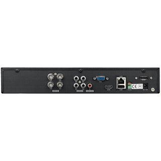 Samsung 4-Kanal-Videoüberwachungsset 960H/500 GB/2 Kameras