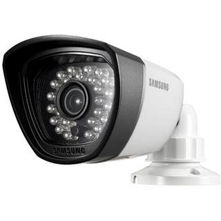 Samsung 4-Kanal-Videoüberwachungsset 960H/500 GB/4 Kameras