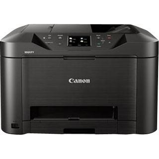 Canon Maxify MB5050 Tinte Drucken/Scannen/Kopieren/Faxen LAN/USB 2.0/WLAN