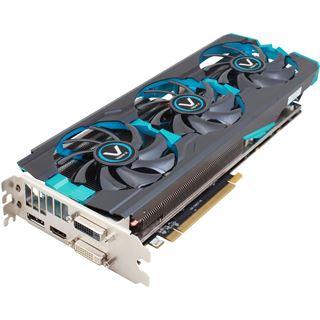 3GB Sapphire Radeon R9 280X Vapor-X Tri-X OC Aktiv PCIe 3.0 x16 (Lite Retail)