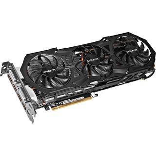 4GB Gigabyte GeForce GTX 980 Windforce 3x Gaming Aktiv PCIe 3.0 x16 (Retail)
