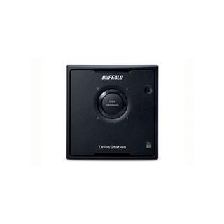 """8000GB Buffalo DriveStation Quad HD-QH8TU3R5-EU 3.5"""" (8.9cm) USB 3.0 schwarz"""