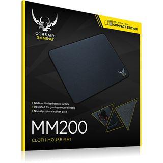Corsair Gaming MM200 Standard Edition 360 mm x 300 mm schwarz