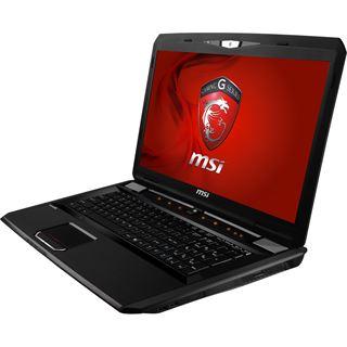 "Notebook 17.3"" (43,94cm) MSI GX70 3CC-87FD 00176K-SKU14 FreeDOS"
