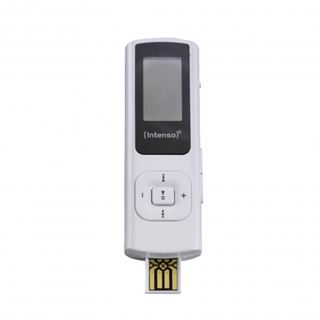 8GB Intenso MP3 Music Twister MP3 Player weiß