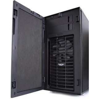 Fractal Design Define R5 gedämmt mit Sichtfenster Midi Tower ohne Netzteil schwarz