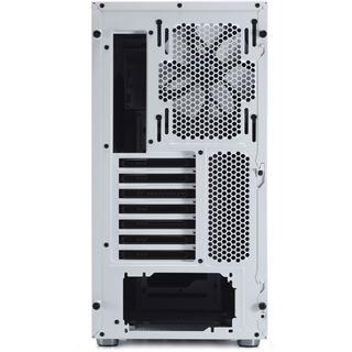 Fractal Design Define R5 gedämmt mit Sichtfenster Midi Tower ohne Netzteil weiss