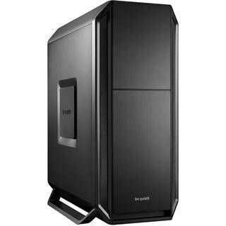 be quiet! Silent Base 800 gedämmt Midi Tower ohne Netzteil schwarz
