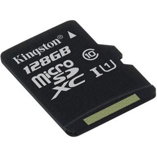 128 GB Kingston SDXC10 microSDXC Class 10 Retail