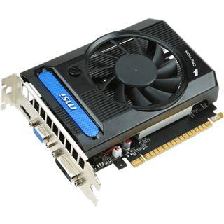 2GB MSI GeForce GT 730 V1 Aktiv PCIe 2.0 x16 (Retail)