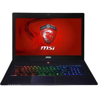 """Notebook 17.3"""" (43,94cm) MSI GS70-2PCi78H11"""