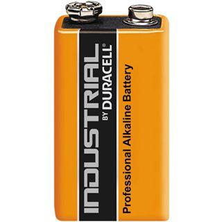 Duracell Batterie Alkaline, E-Block, 6LR61, 9V (bulk)