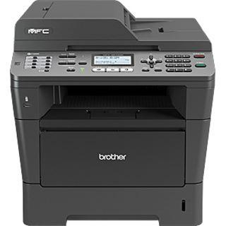 Brother MFC-8510DNG2 S/W Laser Drucken/Scannen/Kopieren/Faxen LAN/USB 2.0