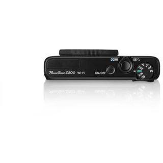 Canon PowerShot S200 schwarz