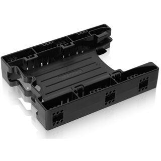 """Icy Dock 3,5"""" Einbaurahmen für 2x 2.5"""" Festplatten (MB290SP-B)"""