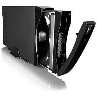 "ICY BOX GT1660-SB3 3.5"" (8,89cm) eSATA/USB 3.0 schwarz"
