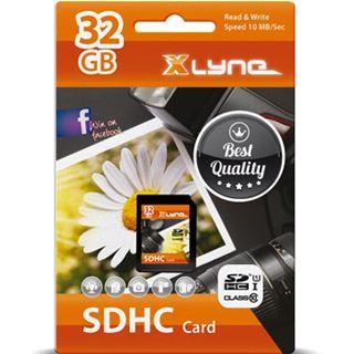 32 GB xlyne 7332000 SDHC Class 10 Retail