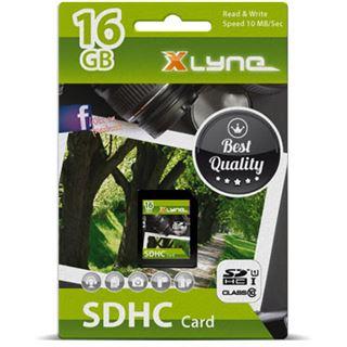 16 GB xlyne SDHC Class 10 Retail