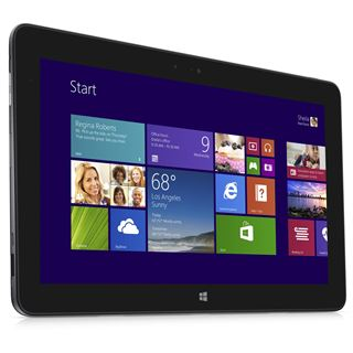 "10.8"" (27,40cm) Dell Venue 11 Pro 5130-9349 WiFi/Bluetooth V4.0/GPS/NFC 64GB schwarz"